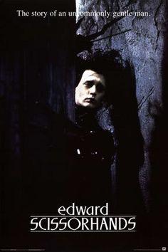 Edward Scissorhands- one of my favorites!