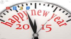 happy new year 2015 chrome theme clock countdown new years song new years eve day