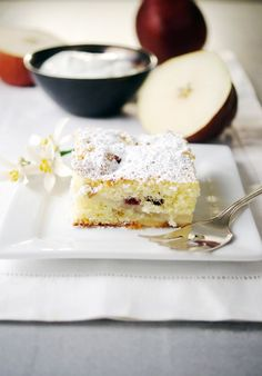 Dutch PearBerry Cake by Sam Henderson of Today's Nest