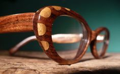 More wooden frames Wooden Sunglasses, Eye Glasses, Wooden Frames, Cuff Bracelets, Wedding Rings, Urban, Couture, Engagement Rings, Clothes