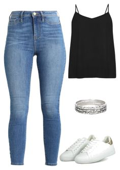 """#337"" by mintgreenb on Polyvore featuring Miss Selfridge and Chico's"