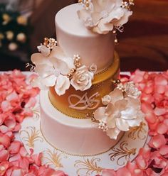 Wedding Cake Vendor Feature – 180 Degree Celsius By Lavonne