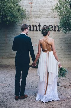 ribbon back wedding dress