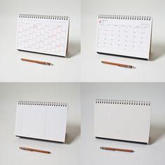 2014 Magnet Notebook Calendar