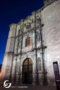 Templo de San Agustín, Querétaro, México