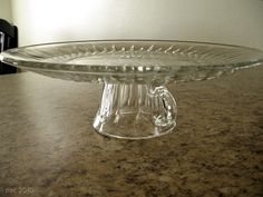 glass plate & cup