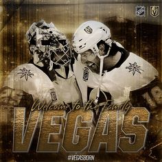 Will always be a part of the Vegas family. Lv Golden Knights, Golden Knights Hockey, Hockey Baby, Ice Hockey, Marc Andre, Las Vegas Photos, St Louis Blues, National Hockey League, World Of Sports
