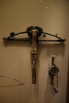 Crossbow and cranequin | Flickr - Photo Sharing!