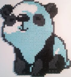 Cute!! Panda's are adorable, what not to love?
