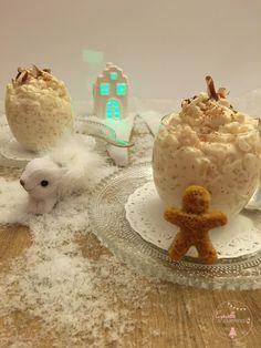 Riz au lait à l'orange – Semaine Noël en Scandinavie   Cyrielle Gourmandise Orange, Brunch, Dessert Recipes, Rice, Sweet Recipes, Plated Desserts, Kitchens, Scandinavian Recipes, Rice Puddings