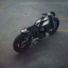 Honda CB750 customized by Hookie Co of Germany.
