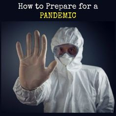The best time to prepare for a pandemic is when a serious disruptive event of the pandemic-type is not on the immediate horizon. That said, a pandemic can occur at any time. It is this unknown aspect of pandemics that make them a potential reality we must prepare for. Learn about the skills, strategies, and supplies you need in order to prepare for a pandemic. How to Prepare for a Pandemmic | Backdoor Survival
