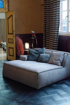 hamburg von innen: Interior Inspiration Holzboden, Showroom Parkett Dietrich