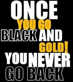 Steelers never go back