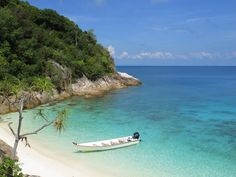 Maleisie - Perhentian Island. Most beautiful place on earth :-)