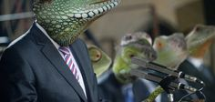 In U.S., 12 Million Americans Believe The World Is Run By Lizards From Outerspace - The Intellectualist