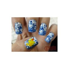 The Daily Nail: February 2010 found on Polyvore
