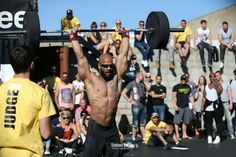 Crossfit competion nimes