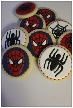Spiddy Cookies