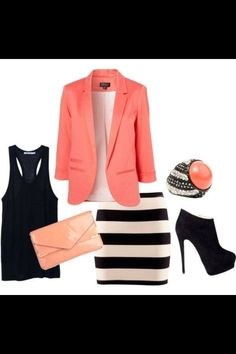 Cute little outfit for an interview