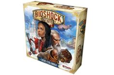 BioShock-Infinite-The-Siege-of-Columbia-Board-Game-Exclusive-Rare-Plaid-Hat