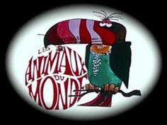 Les animaux du monde.
