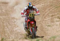 Dakar 2014: Stéphane Peterhansel gana la etapa 2