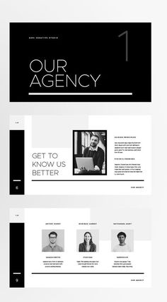 PowerPoint Branding Template - ASHI - The ASHI Brand Guidelines PowerPoint template is a minimal-inspired design with a focus on flexibility. Simply replace the logo, brand colors and images with your own or your clients. Graphisches Design, Slide Design, Logo Design, Branding Design, Site Portfolio, Portfolio Design, Conception D'interface, Interface Web, Design Typography