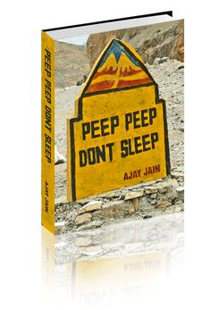 'Peep Peep Don't Sleep' is a collection of funny road signs -taking over 6,000 miles (10,000 kms) of driving before the book came together. Details of the book available at http://peeppeepdontsleep.com. For more travel images and stories, visit us at http://kunzum.com. And join us in our travels at Club Kunzum - http://kunzum.com/club. And do drop in for a coffee at the Kunzum Travel Café - http://kunzum.com/travelcafe.