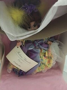 Madame Alexander Classics Really Ugly Stepsister Cinderella doll NEW NRFB 13450 | eBay Cinderella Doll, Sewing Circles, Madame Alexander Dolls, I Am Game, Colouring Pages, Being Ugly, Classic, Ebay, Quote Coloring Pages