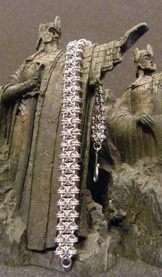 My Chainmail Jewelry by @Heidi Haugen Haugen Haugen Vickery-Uechi