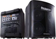 Roland Ba 330 Stereo Portable PA System LN | eBay