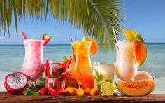 Gyümölcs, ital nyár