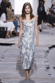 Grace Elizabeth, Michael Kors, Spring 2018 Ready-To-Wear Collection