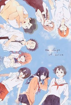 Koe No Katachi (A Silent Voice) I love this film so much! - Koe No Katachi (A Silent Voice) I love this film so much! Manga Anime, Film Anime, Anime Love, Awesome Anime, Kawaii Anime, Koe No Katachi Anime, A Silence Voice, A Silent Voice Anime, Cool Animes