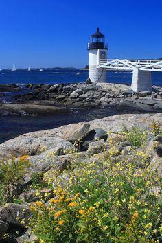 ✮ Marshall Point Lighthouse, Maine