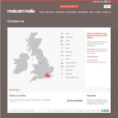 Malcolm Hollis on Web Design Served
