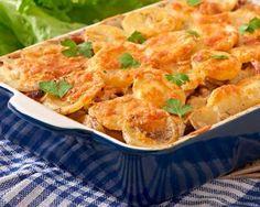 Gratin de carottes et féta au romarin : http://www.fourchette-et-bikini.fr/recettes/recettes-minceur/gratin-de-carottes-et-feta-au-romarin.html