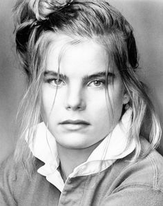 Aurélie Bidermann | Blog | Mariel Hemingway, from Shaffer's book: You Should Have Been With Me