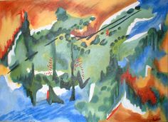 Artwork >> Sylvie Boulet >> a summer indian