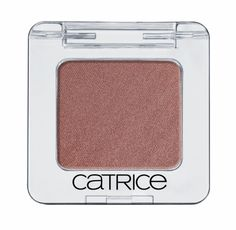 Catrice - Sombra de ojos Absolute Mono - New In Brown Eye Color, Blush, Eyeshadow, Brown, Beauty, Dupes, Summer 2014, Spring, Frosting