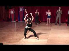 ESDC 2015 - Open Jazz Roots Battle - Finals - Fast Spotlights - YouTube