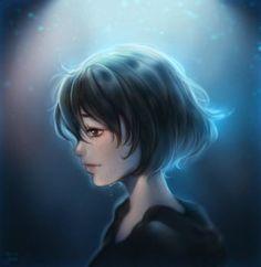 Naruse Jun FAN-ART, Anthem of the heart CLOSE-UP by Nick-Schubert on DeviantArt