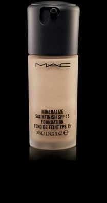 Best foundation!! Gives you awesome coverage but is really light on your skin!! Use the MAC Mineralize Skinfinish Natural after for a beautiful look!
