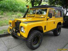 Land Rover Santana 1967 - $ 24.990.000
