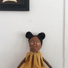 Oversized doll