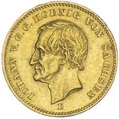 20 Mark 1872 E