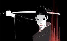 Lucy Liu Kill Bill Skull - Bing images