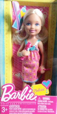Barbie-Kelly - Chelsea 03 mit Bürste - Mattel 2010 in Spielzeug, Puppen & Zubehör, Mode-, Spielpuppen & Zubehör | eBay!