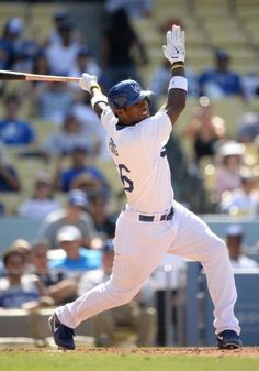 Puig on fire for Dodgers